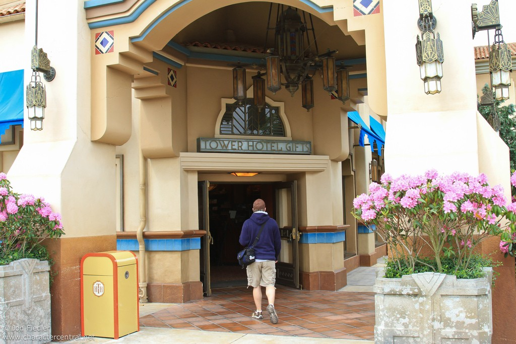 DLP Spring 2010 - Wandering Around Production Courtyard