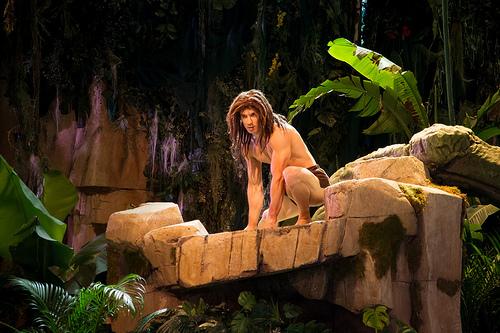 Tarzan-encounter