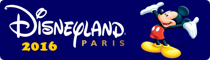 Disneyland Paris 2016