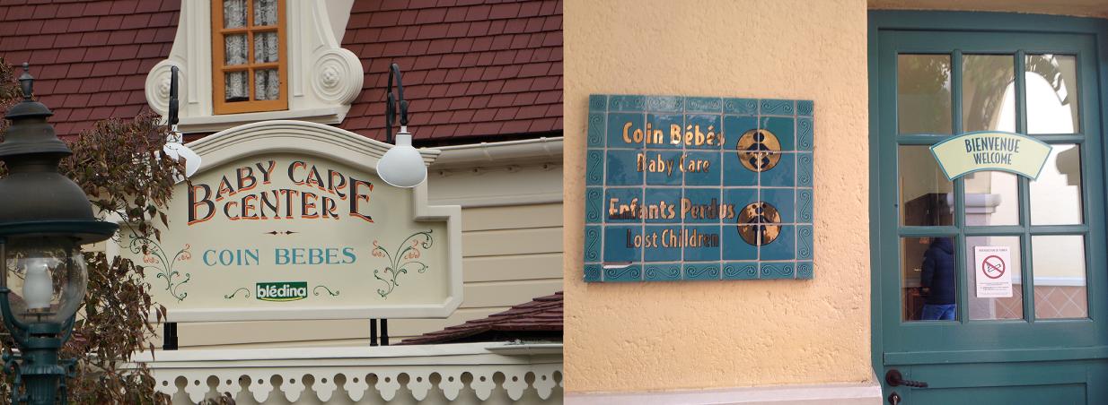 Baby Care Center : le bon plan des parents à Disneyland ...
