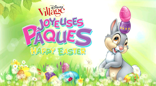 Paques-DisneyVillage-2015-1