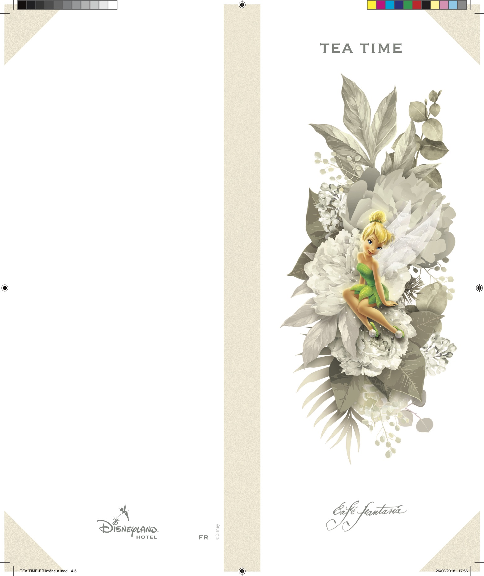 TEA TIME DLH -FR2