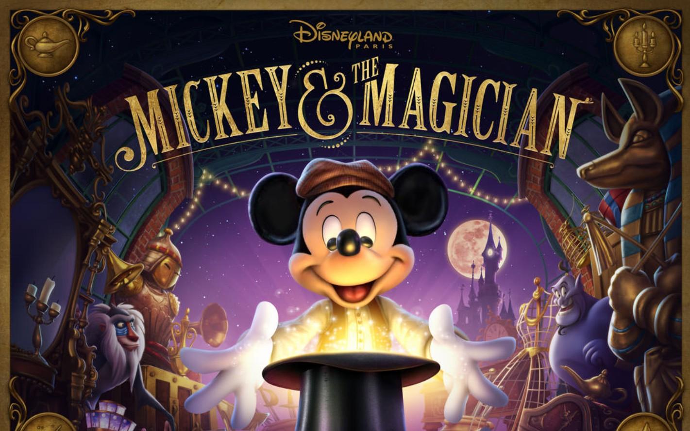 Mickey et le Magicien Un nouveau spectacle arrive à Disneyland Paris 1.jpg