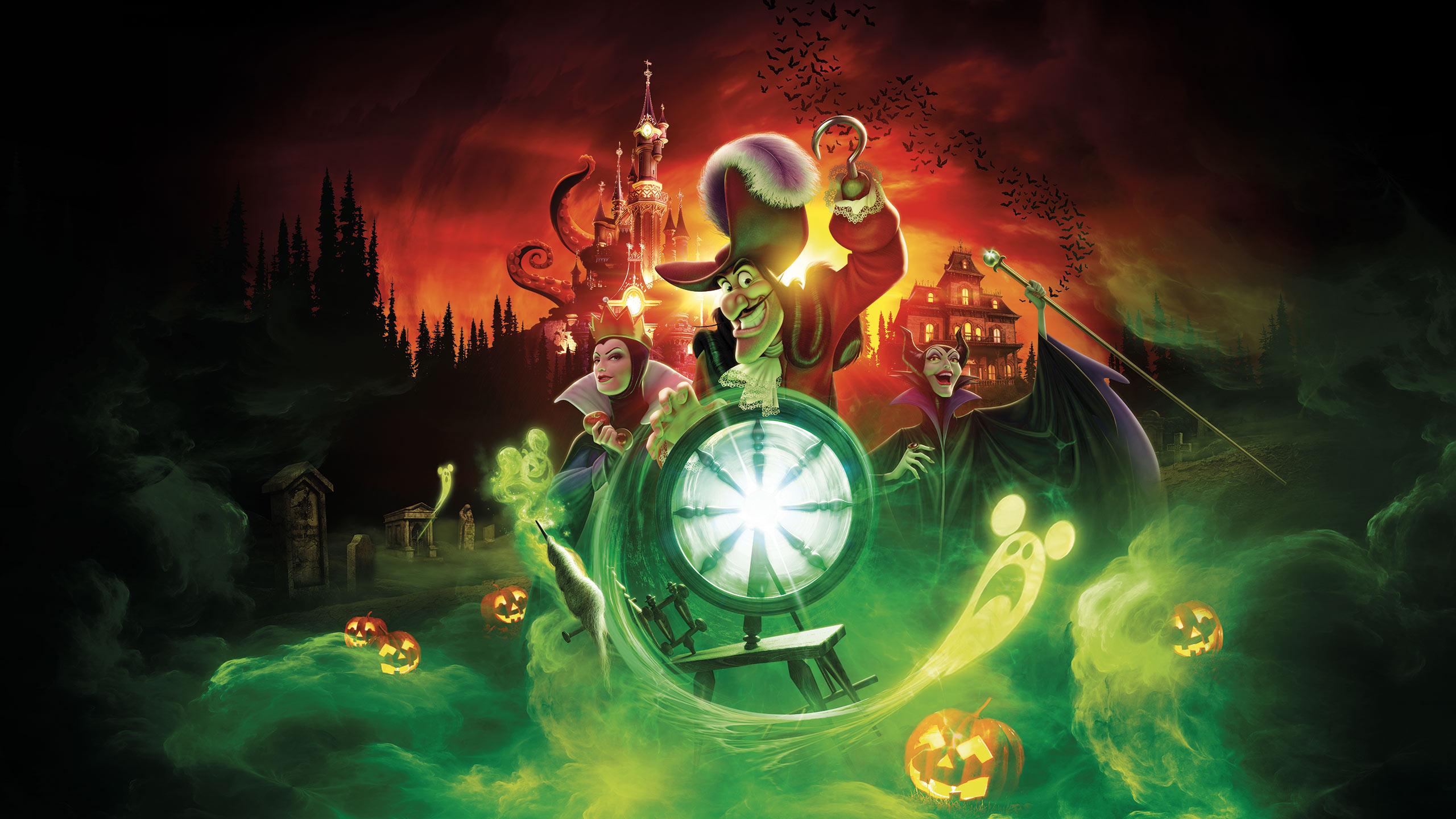 Saison Halloween Disneyland Paris 2020 Festival Halloween 2020 : les informations ! | Disneyland Paris